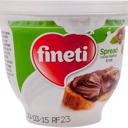 Fineti - crema de cacao 200 G