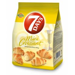 MiniCroissant cu crema de vin spumant 7Days