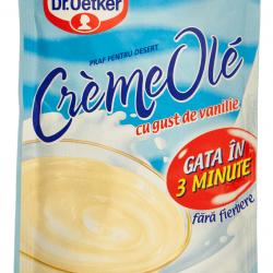CREME OLE CU Vanilie