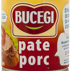 Pate de porc Bucegi 300 Gr