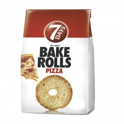 Bake Rolls pizza 7Day 80g