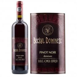 Beciul Domnesc Pinot Noir 0.75 L