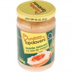 Fasole batura cu sos de ceapa BUNATATI DE TOPOLOVENI