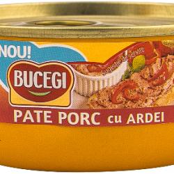 Pate de porc cu ardei Bucegi