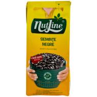 Seminte negre de floarea soarelui prajite, fara sare 400 g