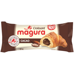 Croissant cu cacao Magura