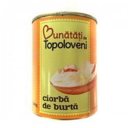 Ciorba de burta Bunatati De Topoloveni
