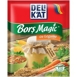 Bors Magic cu Legume Delikat 65g