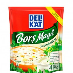 Bors Magic cu Smantana Delikat 38g