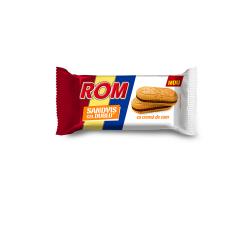 Biscuiti cu crema de rom Rom 36g